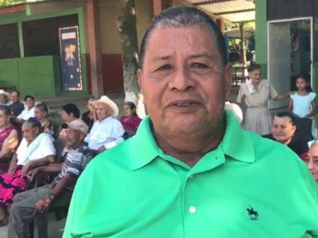 Entrevista: Antonio Prado - beneficiado de la comunidad